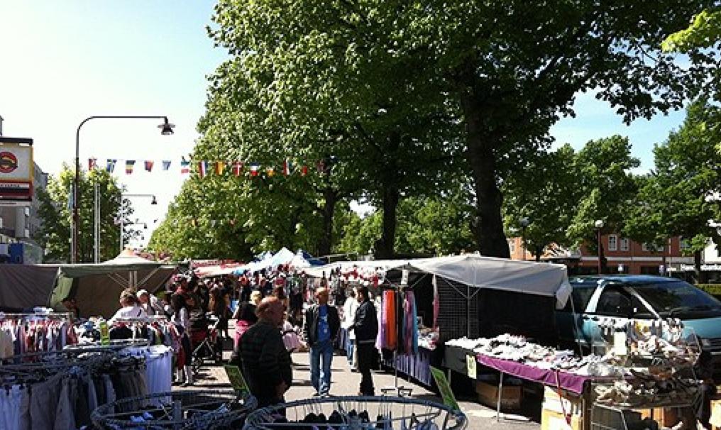 knallemarknad