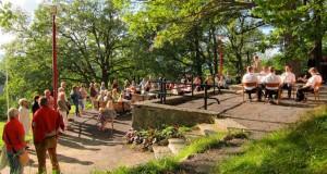 Nyinvigning av Huskvarna stadspark