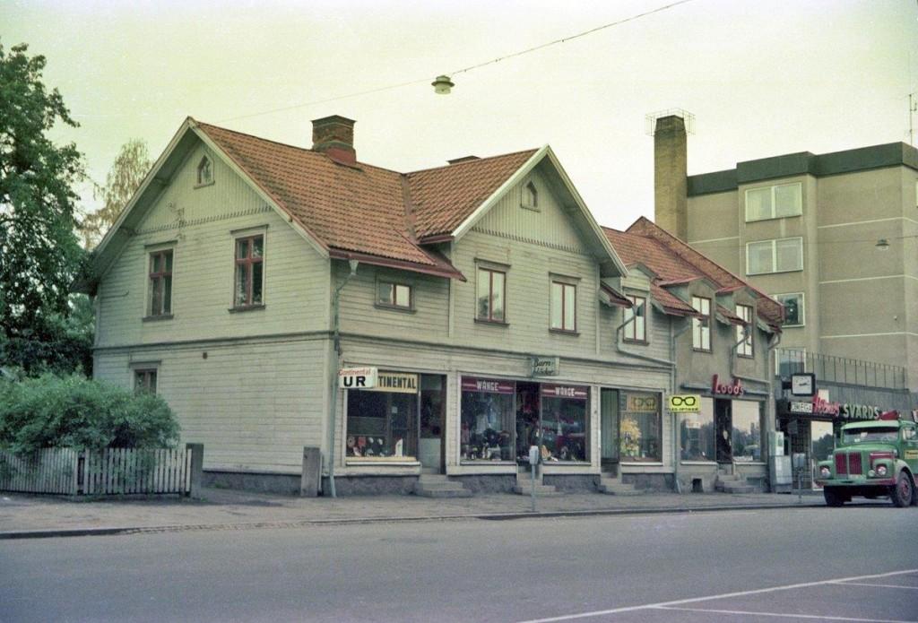 Rosenborgsgatan Loods